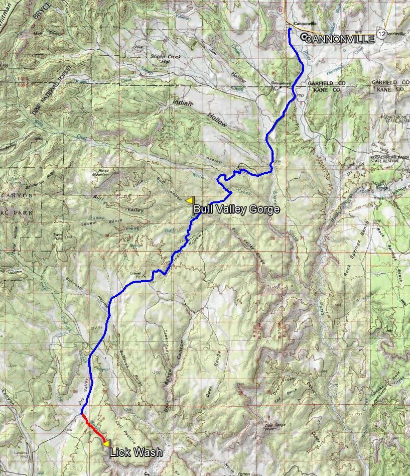 Lick-Wash-Grand-Staircase-Escalante-National-Monument-Skutumpah-Road-Utah-26 Lick Wash