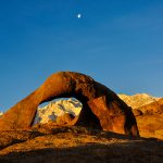 Sierra-Nevada-Sunrise-Alabama-Hills-Lone-Pine-California-2 Alabama Hills Arches