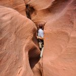 Peekaboo-Twin-Bridges-Hole-in-the-Rock-Road-Grand-Staircase-Escalante-National-Monument-Utah-2 Peek-a-boo und Spooky Slot Canyons