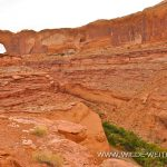 Goyote-Gulch-und-Escalante-River-vom-Crack-in-the-Wall-Hole-in-the-Rock-Road-Grand-Staircase-Escalante-National-Monument-Utah-3 Stevens Arch [Coyote Gulch]