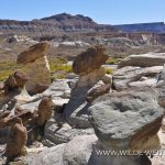 White-Ghost-Wahweap-Hoodoos-Grand-Staircase-Escalante-National-Monument-Utah-10 Wahweap Hoodoos - White Ghost