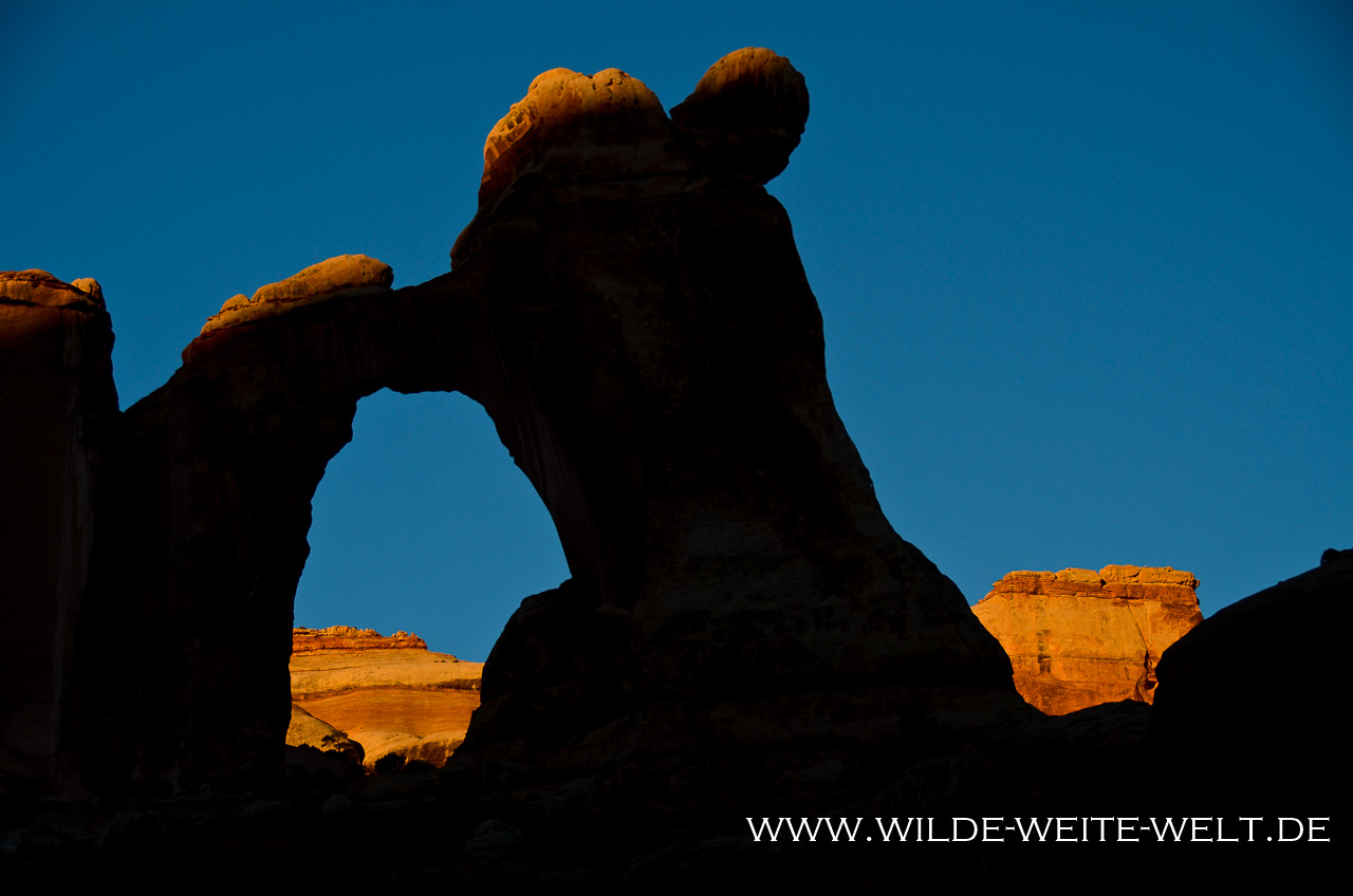 Angel Arch - Canyonlands Nationalpark - Needles District - Utah