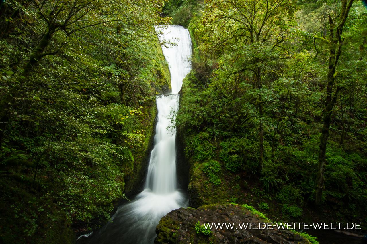 Bridal Veil Falls - Columbia River Gorge, Oregon