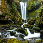 Falls Creek Falls - Gifford-Pinchot National Forest, Washington