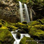 Grotto Falls - Little River Area, Umpqua National Forest, Oregon