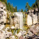 Paulina Falls - Newberry National Monument, Bend, Oregon