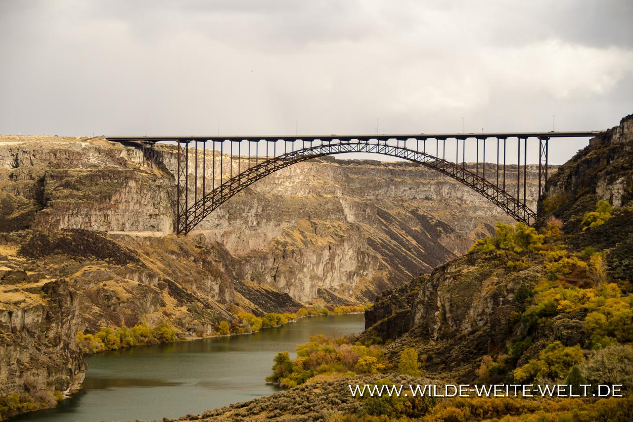 Perrine Coulee Falls Twin Falls Wwwwilde Weite Weltde