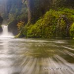 Punchbowl Falls - Eagle Creek, Columbia River Gorge, Oregon