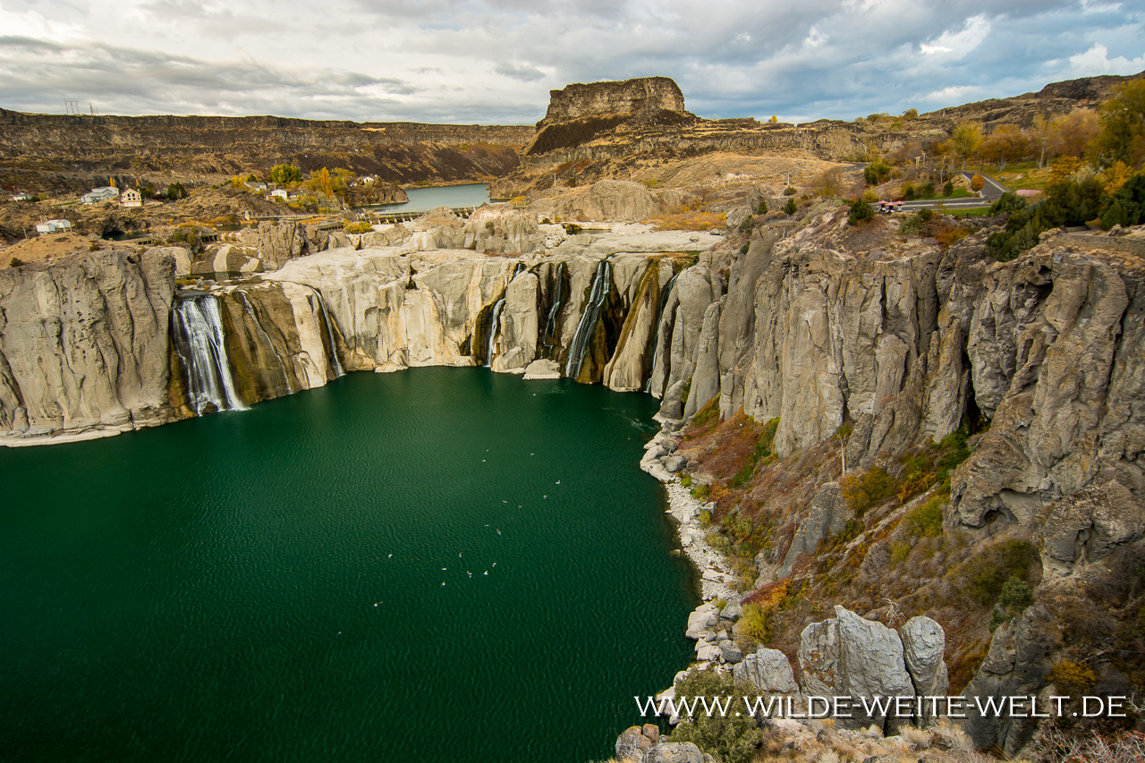 Shoshone Falls - Thousand Springs Scenic Byway, Twin Falls, Idaho