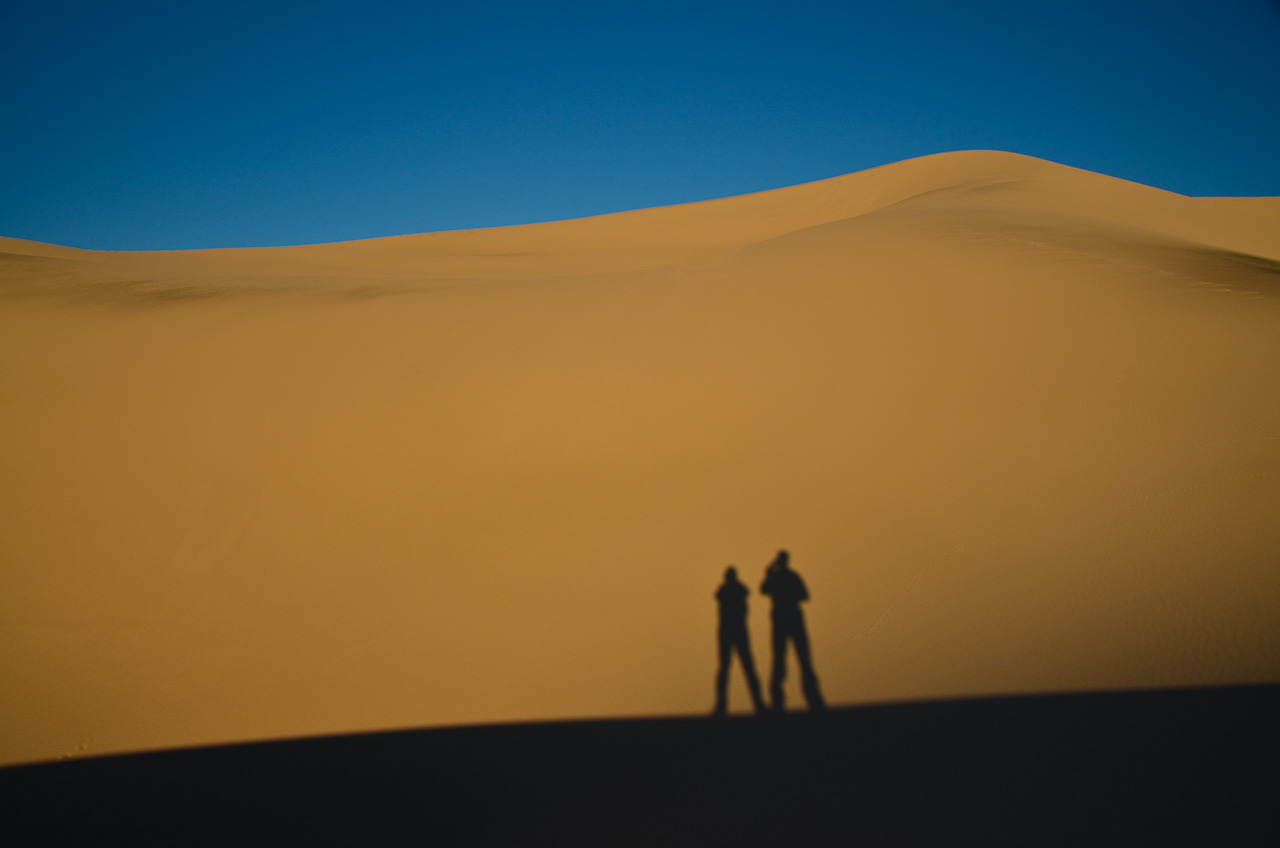 Eureka Sand Dunes - Death Valley Nationalpark - California