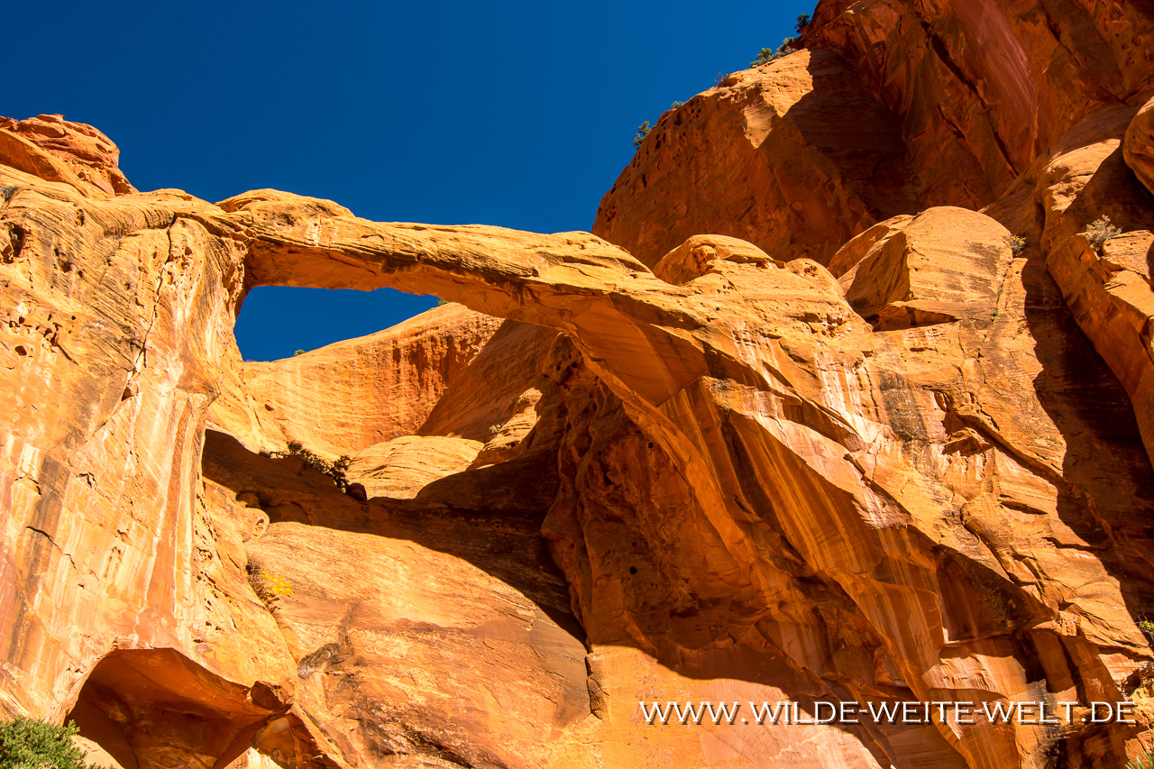 Lamanite Arch [Egg Canyon and Upper Gulch]