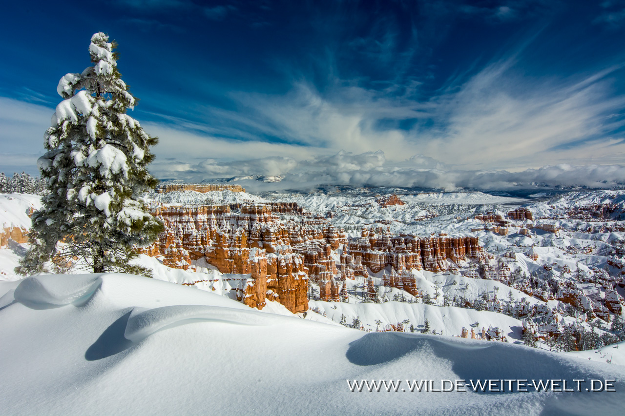 Sunrise to Sunset Point - Bryce Canyon Nationalpark - Utah