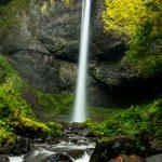 Latourell-Falls-Columbia-River-Gorge-Oregon-10 Latourell Falls [Columbia River Gorge, Latourell Creek]