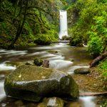 Wiesendanger-Falls-Columbia-River-Gorge-Oregon-4 Wiesendanger Falls [Columbia River Gorge, Multnomah Creek]