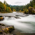 Deadline Falls - Umpqua National Forest, Oregon
