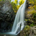 Henline-Falls-Opal-Creek-Wilderness-Willamette-National-Forest-Oregon-2 Henline Falls [Henline Creek]