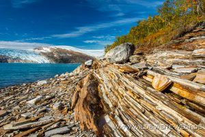 Kueste-am-Storglomvatnet-Saltfjellet-Svartissen-Nationalpark-Norwegen-300x200 Küste am Storglomvatnet