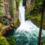 Toketee-Falls-Umpqua-National-Forest-Oregon-3 Toketee Falls [North Umpqua River]
