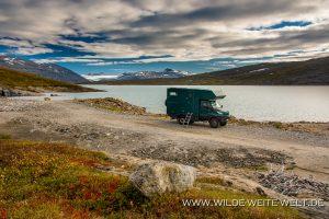 Uebernachtung-am-Storglomvatnet-Saltfjellet-Svartissen-Nationalpark-Norwegen-300x200 Übernachtung am Storglomvatnet