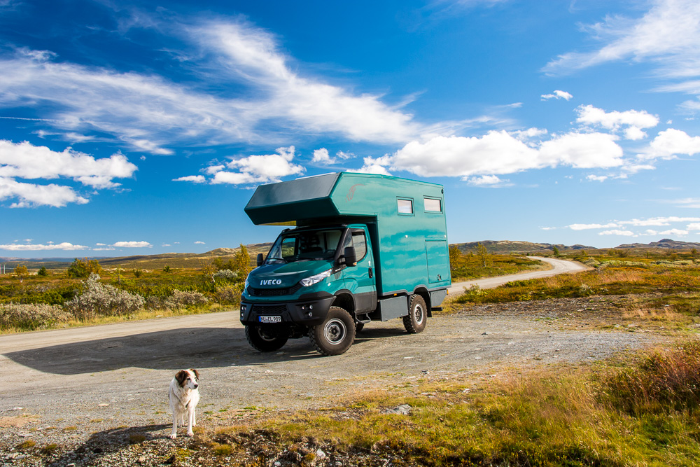 Iveco Daily 4 X 4 Willy Our Rolling Home Rv Camper