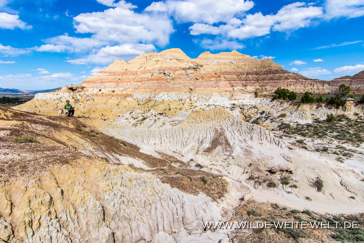 San-Jose-Badlands-San-Jose-Badlands-Cuba-Nwe-Mexico-93 New Mexicos unbekannte Badlands: San José Badlands & Ceja Pelon Mesa Badlands [New Mexico]