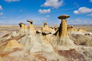 Big-White-Hoodoos-Bisti-Wilderness-New-Mexico-2-300x200 New Mexico [USA]: Attraktionen und Highlights in New Mexico