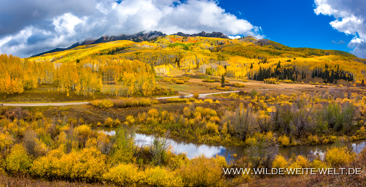 West-Beckwith-Mountain-Sunset-Elk-Mountain-Loop-Scenic-Byway-Kebler-Pass-Road-Colorado-10 Part # 1: Fall Color in Colorado [Colorado]