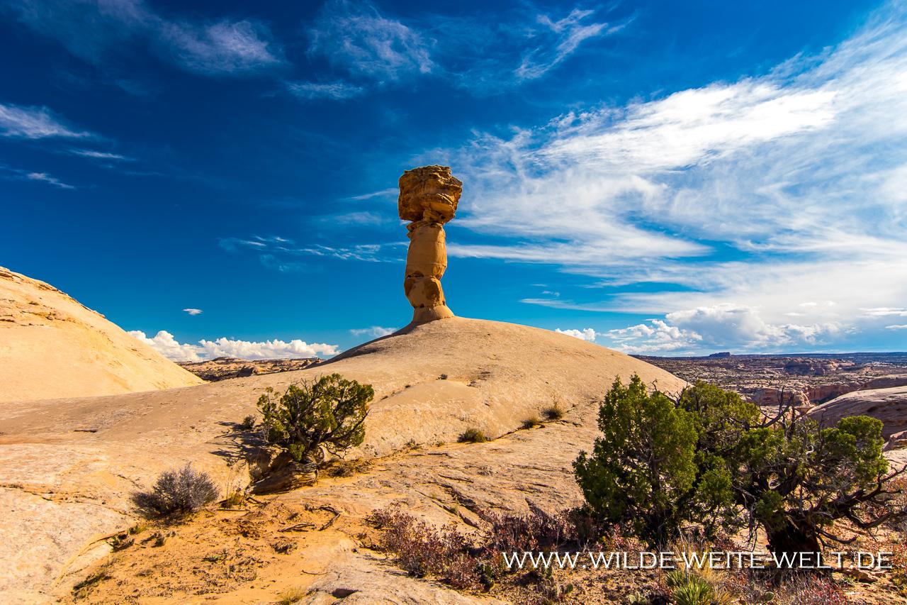 Secret-Spire-Spring-Canyon-Point-Road-Island-in-the-Sky-Utah Secret Spire [Utah]