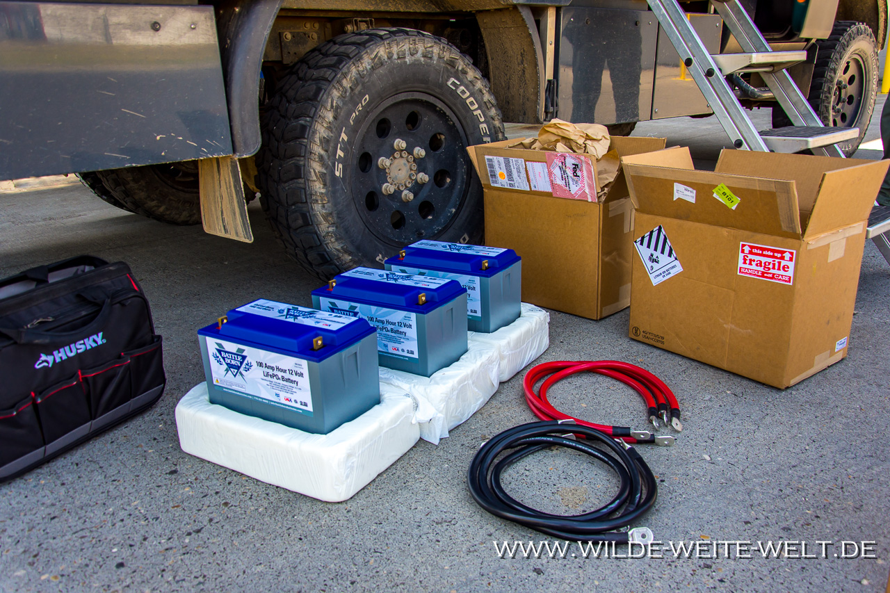 Battle-Born-Batteries-Pendleton-Oregon-4 Erfahrungsbericht zur Wohnkabine (Exploryx)