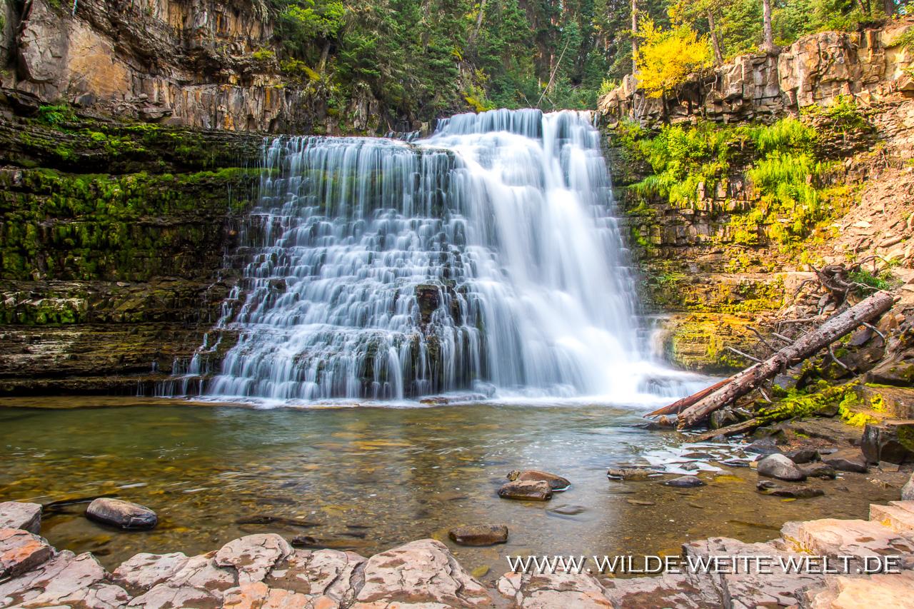 Ousel Falls - Gallatin National Forest, Big Sky, Montana