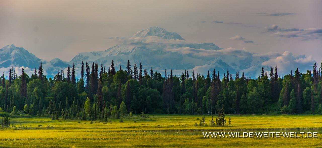 Ruth-Glacier-und-Denali-Denali-Nationalpark-Alaska Rundflug Mount Denali, Denali National Park & Denali Highway [Alaska]