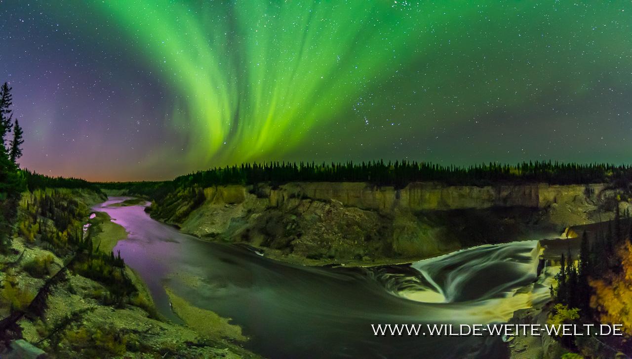8-Aurora-Borealis-Ingraham-Trail-Yellowknife-Northwest-Territories-95 Northern Lights / Aurora Borealis / Nordlichter: Erfahrungsbericht & Foto-Tipps