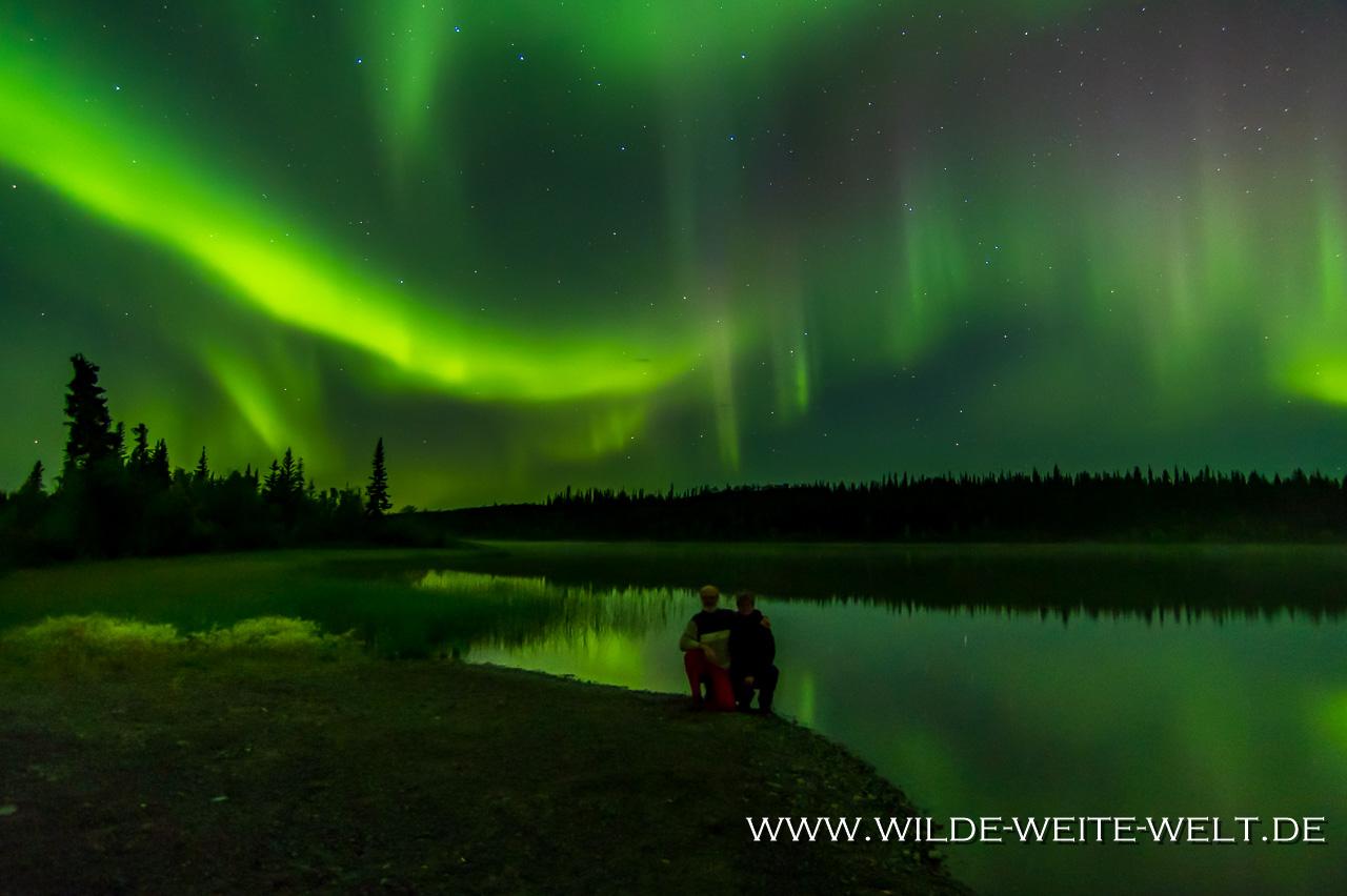 6-Aurora-Borealis-Tibbitt-Lake-Ingraham-Trail-Yellowknife-Northwest-Territories-43 Aurora Borealis / Nordlichter / Northern Lights Teil # 2 - Gigantische Licht-Feuer am Ingraham Trail [Yellowknife]