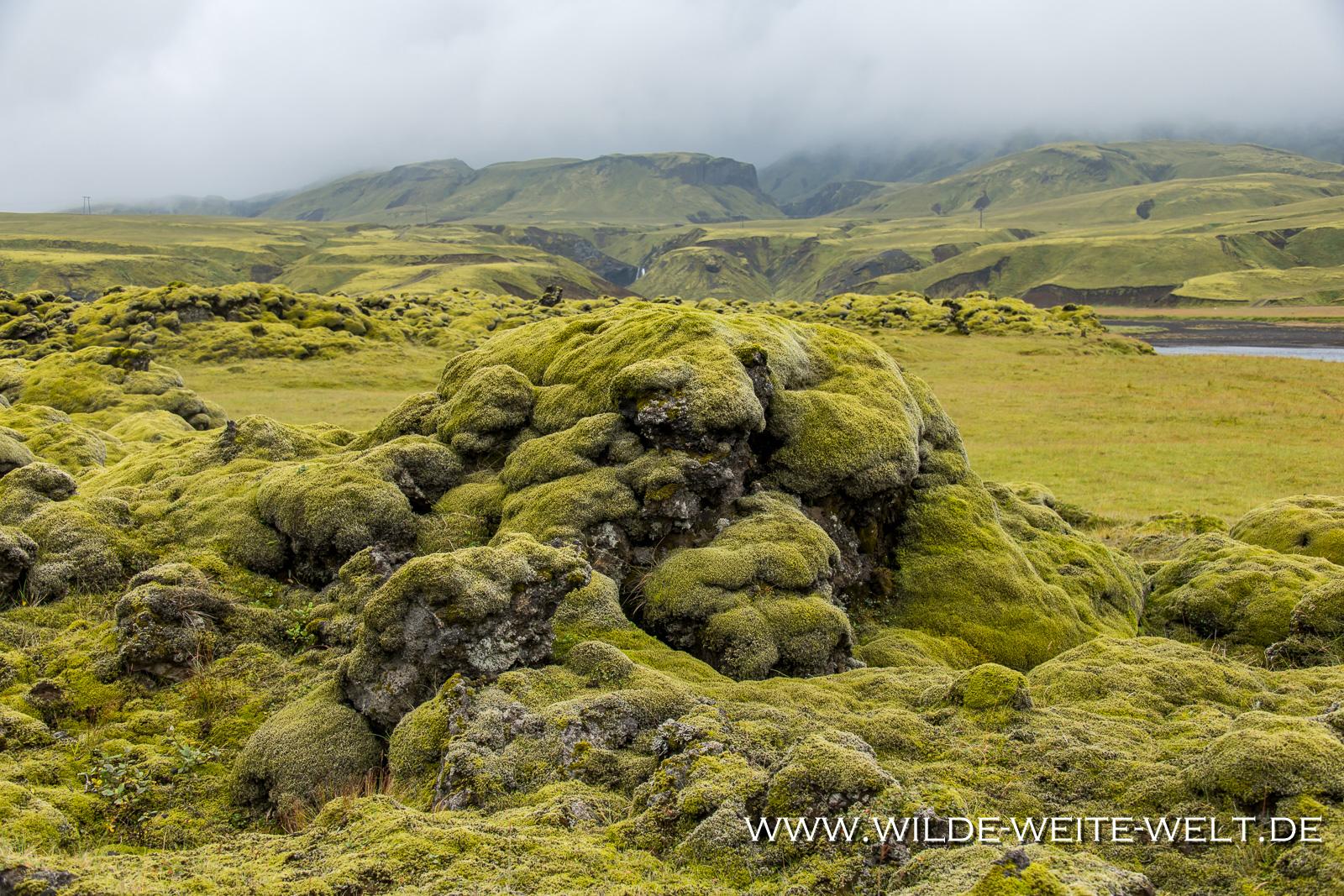 bernachtungsplatz-Gigar-Trailhead-Jökulheimar-F229-Island-2 Im Iveco Daily 4 x 4 durch Island 2020: Reiseroute und Zusammenfassung