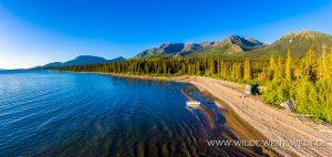 bernachtungsplatz-Atlin-Lake-British-Columbia-12-300x142 Übernachtungsplatz