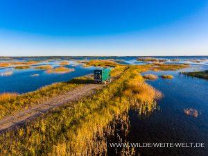 bernachtungsplatz-Caen-Lake-Yellowknife-Highway-Northwest-Territories-3-300x225 Übernachtungsplatz
