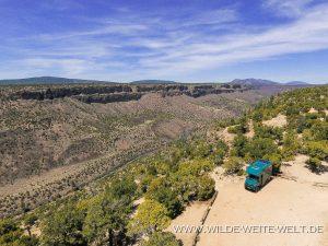 bernachtungsplatz-Cebolla-Mesa-Rio-Grande-Wild-Rivers-New-Mexico-8-300x225 Übernachtungsplatz