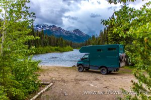 bernachtungsplatz-Cottonwood-River-und-Bass-Creek-Conflurence-Cassiar-Highway-British-Columbia-300x200 Übernachtungsplatz