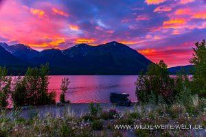 bernachtungsplatz-Eddontenajon-Lake-Cassiar-Highway-British-Columbia-4-300x200 Übernachtungsplatz