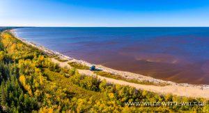 bernachtungsplatz-Great-Slave-Lake-Hay-River-Northwest-Territories-15-300x163 Übernachtungsplatz