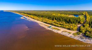 bernachtungsplatz-Great-Slave-Lake-Hay-River-Northwest-Territories-20-300x165 Übernachtungsplatz
