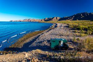 bernachtungsplatz-Rocky-Beach-north-of-Agua-Verde-Baja-California-Süd-300x200 Übernachtungsplatz