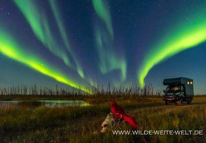 Aurora-Borealis-Caen-Lake-Yellowknife-Highway-Northwest-Territories-5-300x208 Aurora Borealis