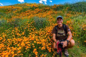 California-Poppies-mit-Tanja-und-Trixie-Walker-Canyon-Lake-Elsinore-California-300x200 California Poppies mit Tanja und Trixie