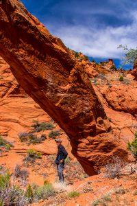 Dicks-Arch-Paria-Canyon-Vermilion-Cliffs-Wilderness-Utah-200x300 Dicks Arch