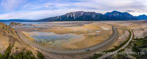 Kluane-Lake-am-Slims-River-Alaska-Highway-Yukon-300x120 Kluane Lake am Slims River