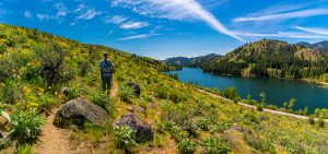 Patterson-Lake-and-Balsamroot-Patterson-Mountain-Winthrop-Washington-300x141 Patterson Lake and Balsamroot