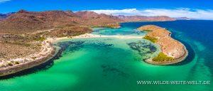 Playa-el-Requeson-Bahia-Conception-Baja-California-Süd-300x128 Playa el Requeson