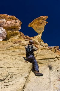Wine-Glass-Hoodoo-White-Rock-Valley-Grand-Staircase-Escalante-National-Monument-Utah-200x300 Wine Glass Hoodoo