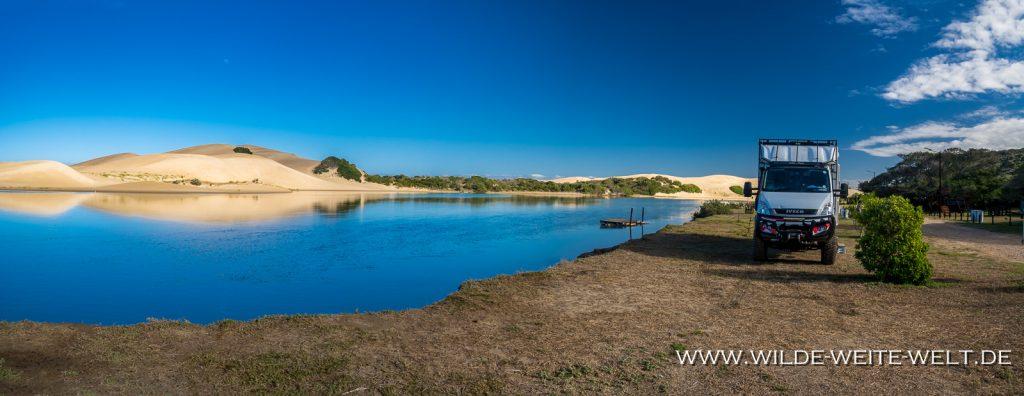 Uebernachtungsplatz-_-2-1024x682 Im Iveco Daily 4 x 4 durch Südafrika, Namibia und Botswana 2021: Reiseroute und Zusammenfassung
